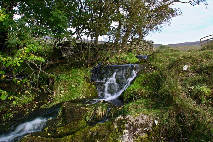 dales waterfall