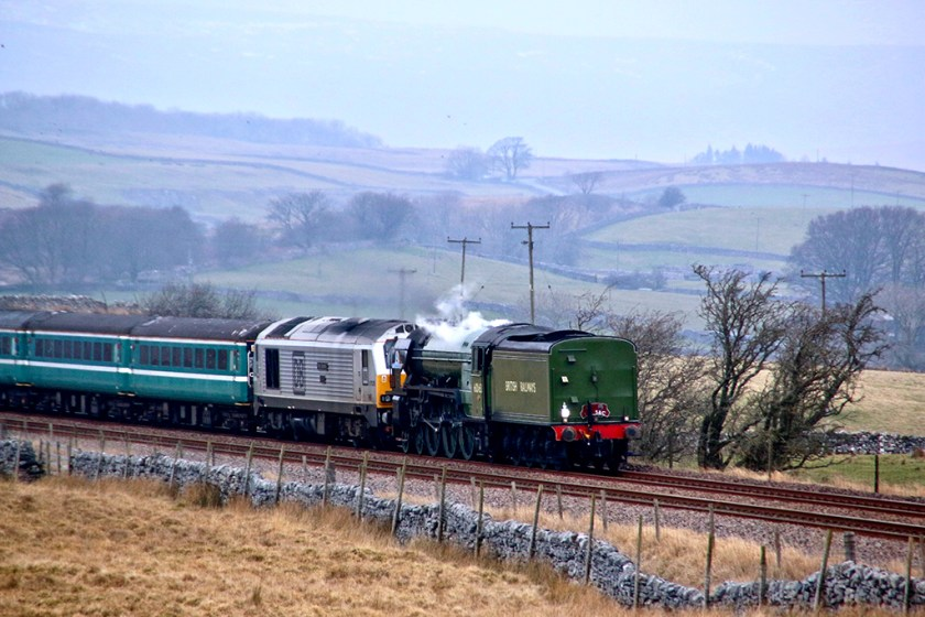 ribblesdale rail