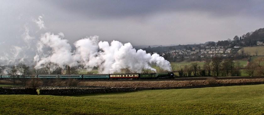 ribblesdale railway