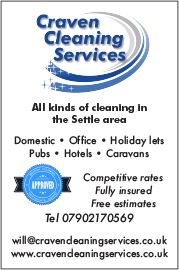 Craven Cleaning Services ad