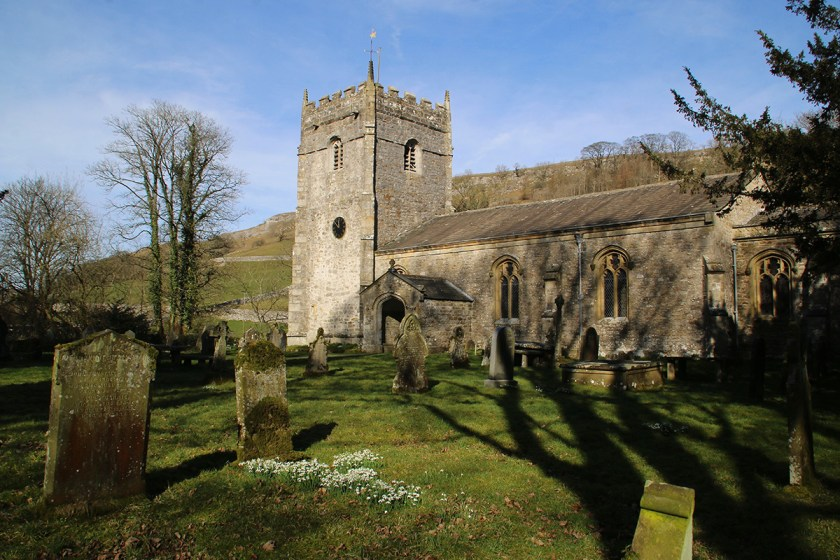 Dales church