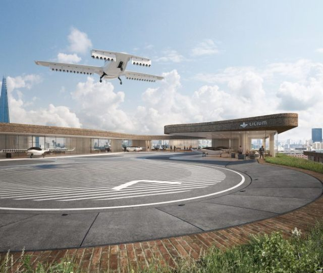 Flying Taxis And The Future Of Intra City Travel Jackson Hogg Recruitment