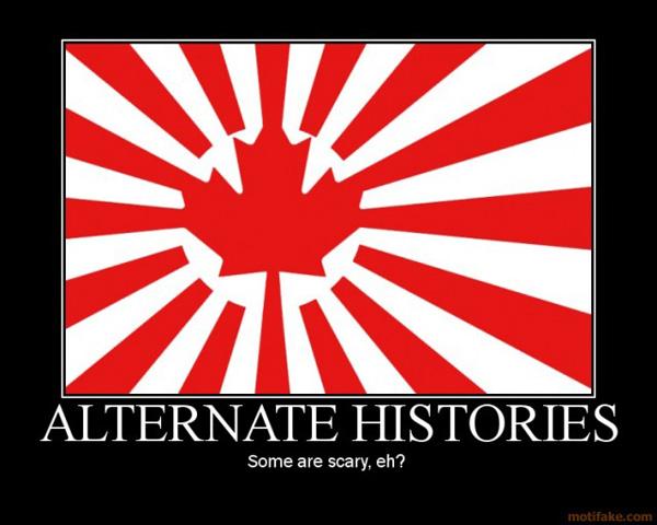 Alternate History Books