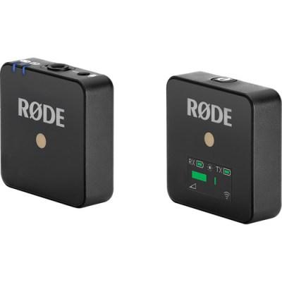 RODE Wireless GO 微型無線麥克風
