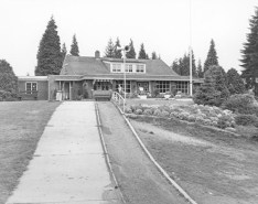 Jackson Park Clubhouse 1950