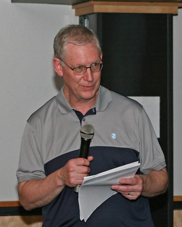 MC Jeff Schoening