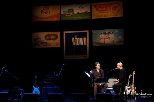 eTown at the Hippodrome featuring Moby and Suzanne Vega ...