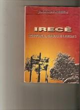 IRECÊ - HISTÓRIA CASOS E LENDAS, capa da primeira edição