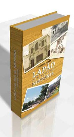 Capa: Lapão, Cem Anos de História