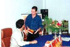 Lançamento da 2ª Ed. do Livro Irecê-História, Casos e Lendas, do escritor Jackson Rubem - Foto 24