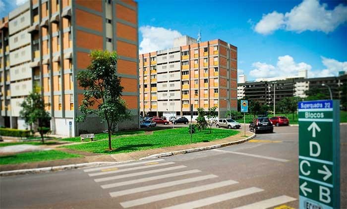 brasilia quadras - foto