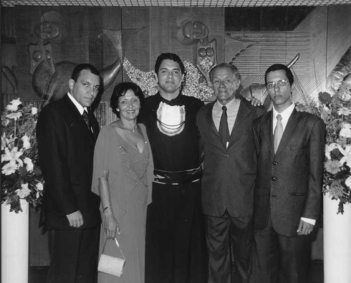 Joacy Nunes Dourado - Foto da Família