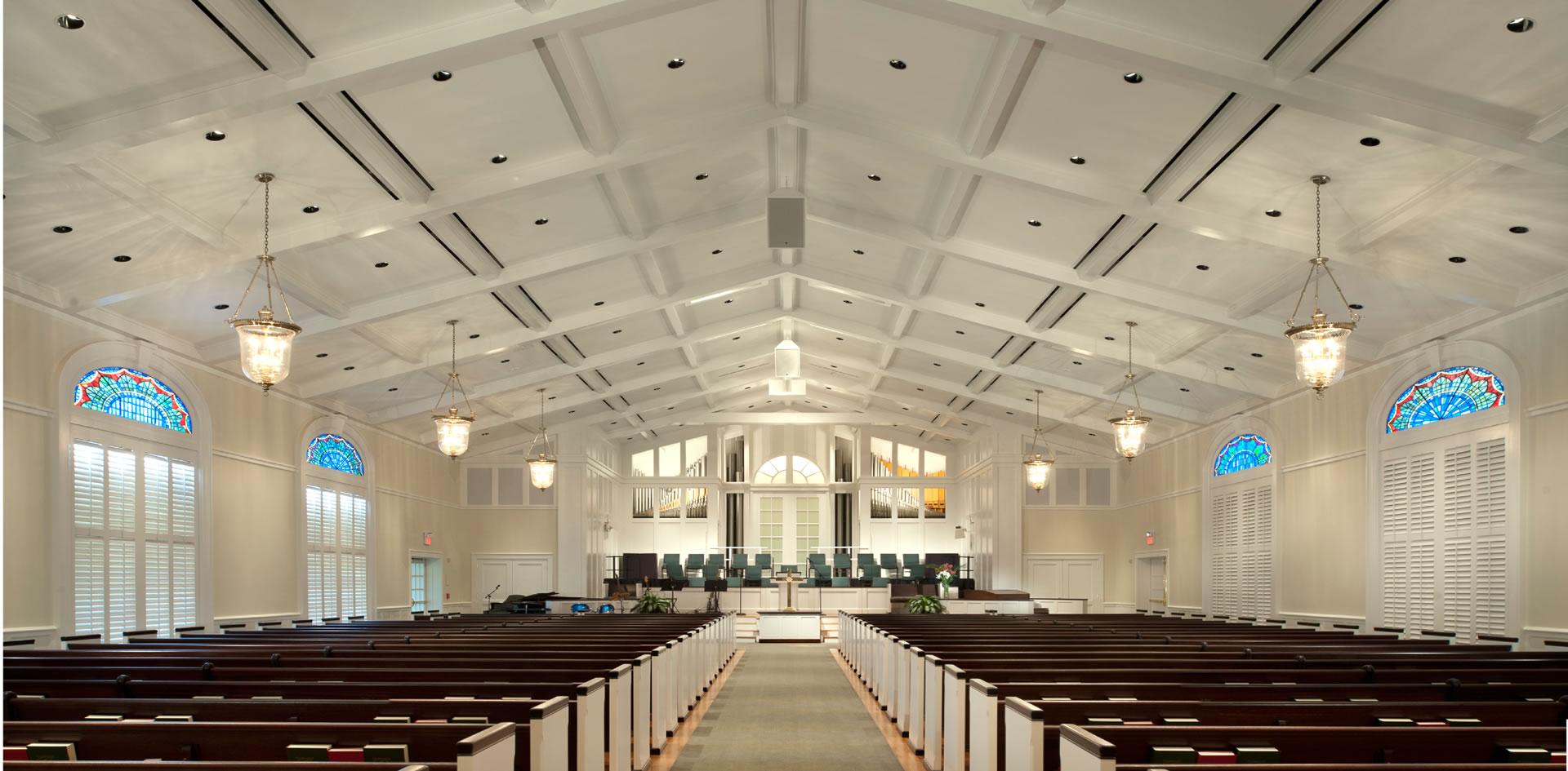 Jackson Amp Ryan Architects River Oaks Baptist Sanctuary