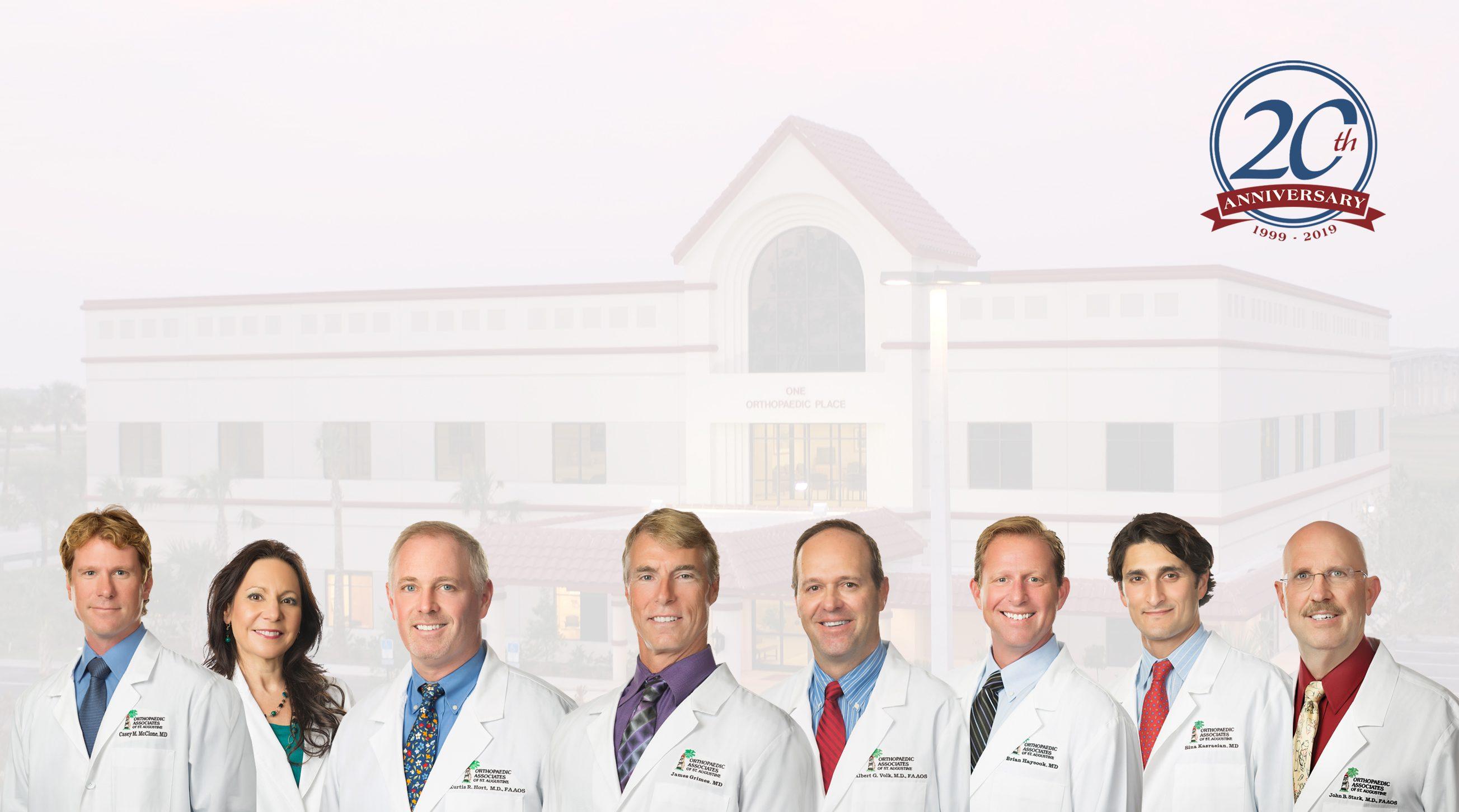 Orthopaedic Associates of St  Augustine | Jacksonville Magazine