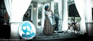 Jacksonville Porchfest Mama Blue