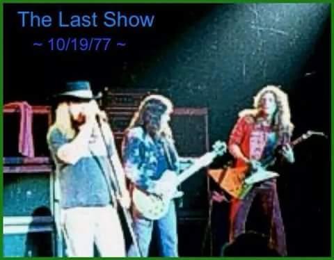 Last Skynyrd show