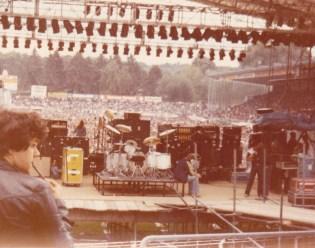 38 - Behind the Scenes Stuttgart 1981
