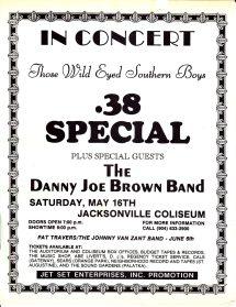 38 - First Jax Coliseum - 1981