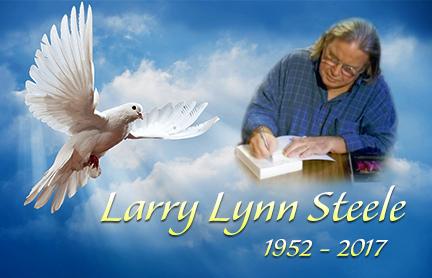 """""""Rock In Peace"""" Larry"""