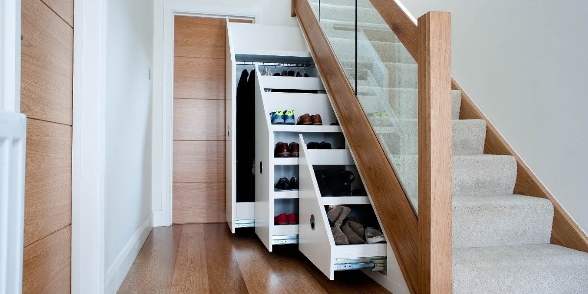 Top Tips From The Experts On Converting The Space Under The Stairs | Under Stair Toilet Design | Toilet Separate | Underground Washroom | Wet Room | Stepped Floor | Small