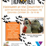 Upcoming Event: Trunk or Treat Halloween Family Fun Day