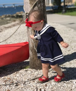 Sailor dress sailor suit