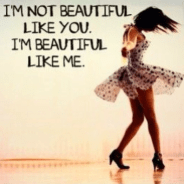 Beautiful Like Me