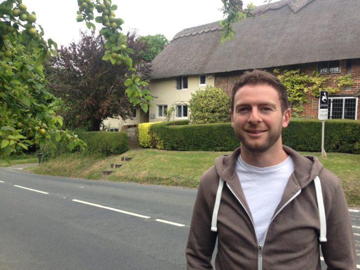 Jack Wallington, childhood home