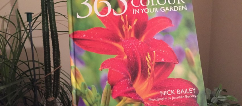 Book review: 365 Days of Colour by Nick Bailey