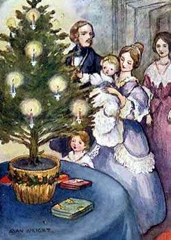 victorian-christmas-tree