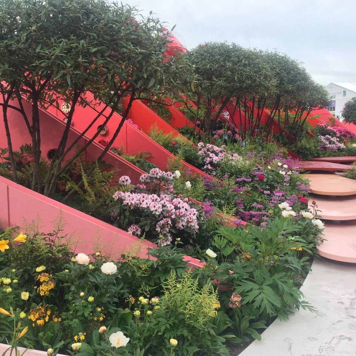 Landscape Design In A Day: RHS Chelsea Flower Show 2017 – Press Day Highlights