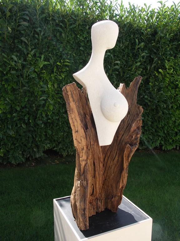 Création de la Femme - Olivier et Pierre - 80 cm