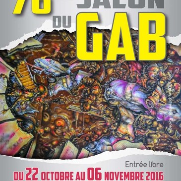 76ème salon du groupement des Artistes Beaujolais