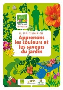 Plus de 56 OOO enfants ont participé à l'opération jardinage à l'école en 2013