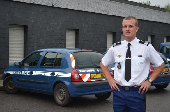 Jean-Yves Laly, maire de Missiriac, passionné de jardinage et ses tomates multicolores