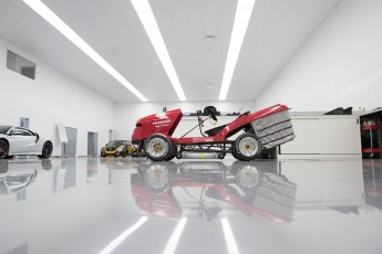 HONDA - MEAN MOWER 2018