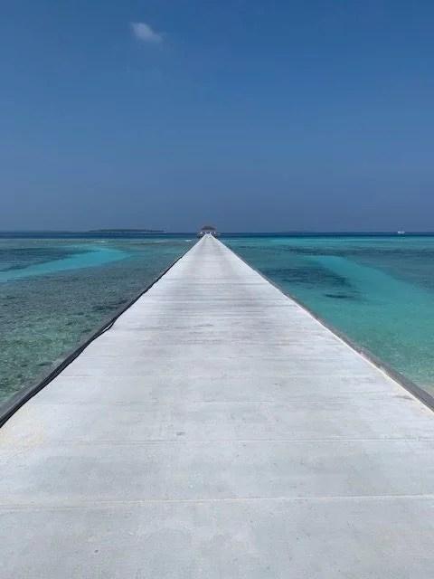 Hondaafushi Island Resort Steg