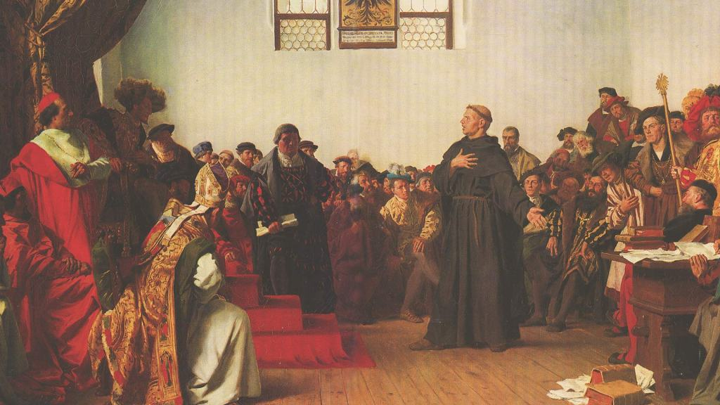 95 theses martin luther analysis Through an in-depth analysis of primary and understand and be able to explain the basic outlines of martin luther's 95 theses educational travel lesson.