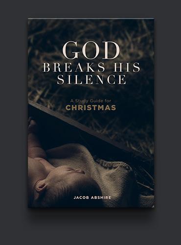 God Breaks His Silence cover