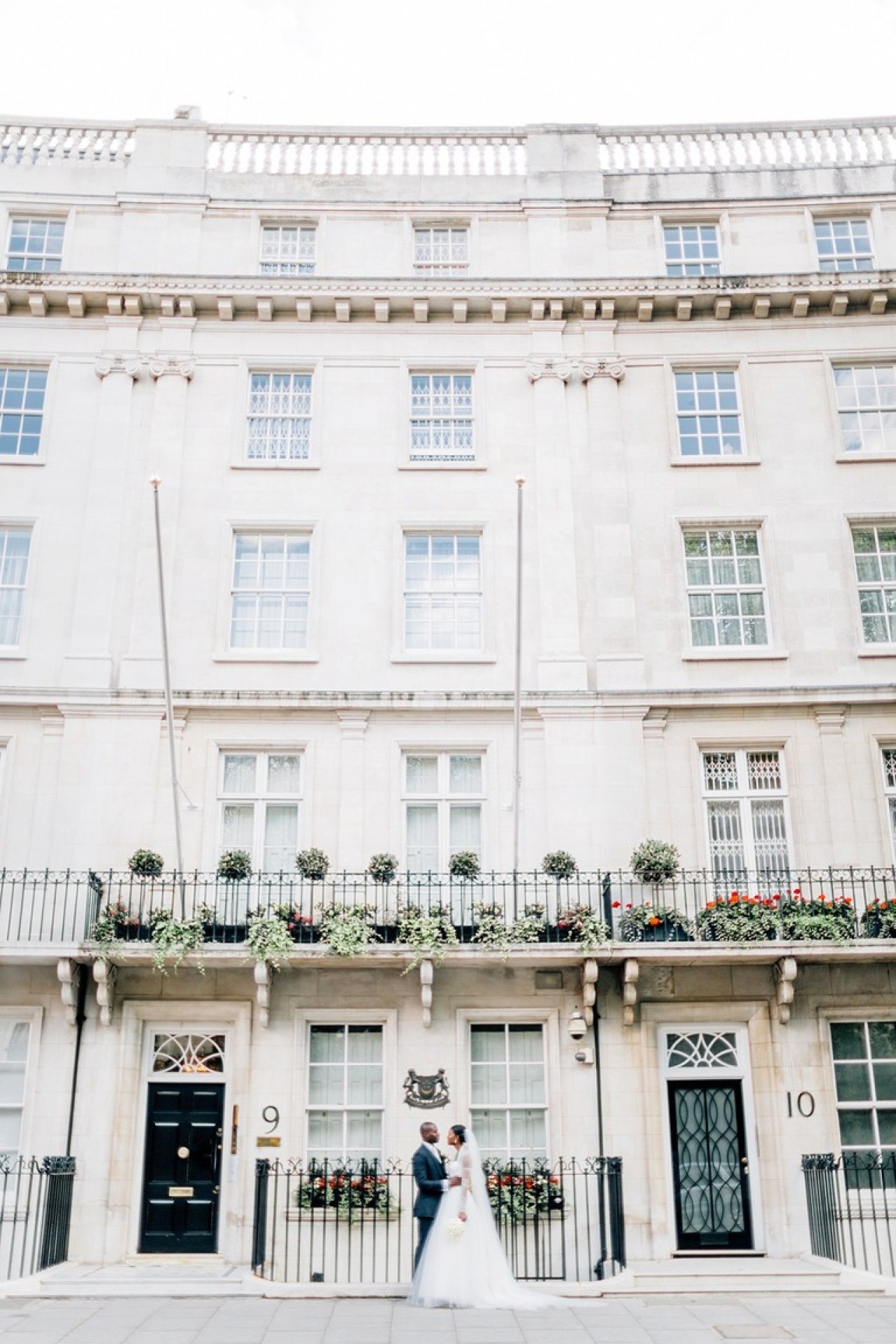 Wedding Couple Photography in Chelsea in London