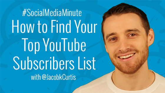 youtube subscribers list, find youtube subscribers