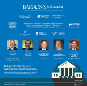 Barrons Kings - Barron's Kings