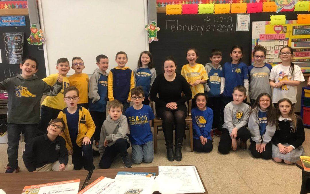 In the Classroom with Junior Achievement