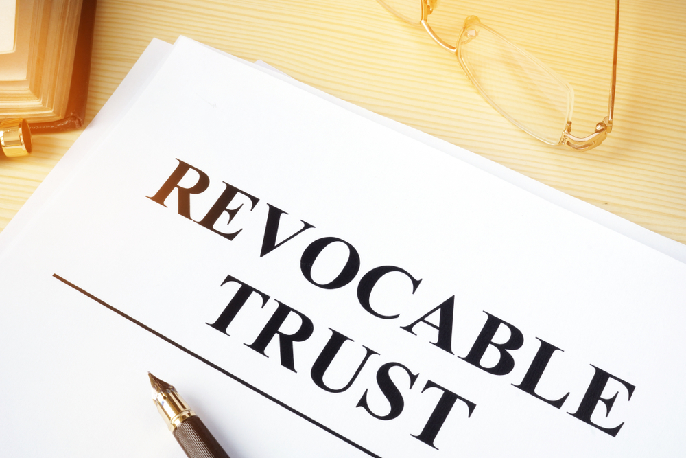revocable trust - Community Giving