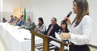 Presidente da UPB, Maria Quitéria, parabenizou os colegas prefeitos por mobilizarem suas equipes para capacitação