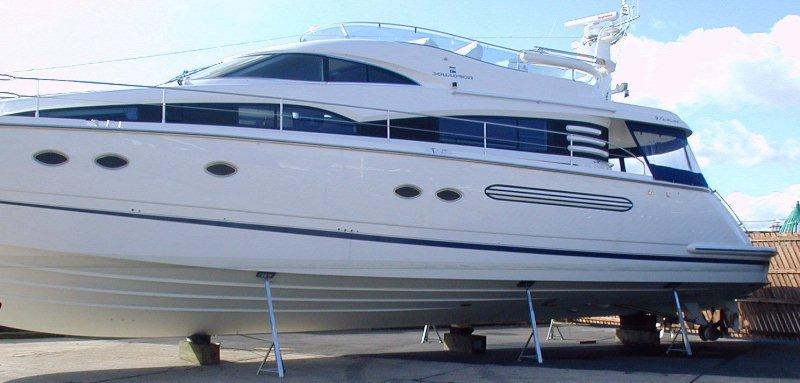 Yacht Cradle Images