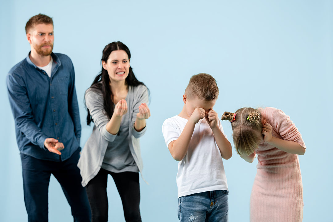 Parent's Strategies to Outwit their children
