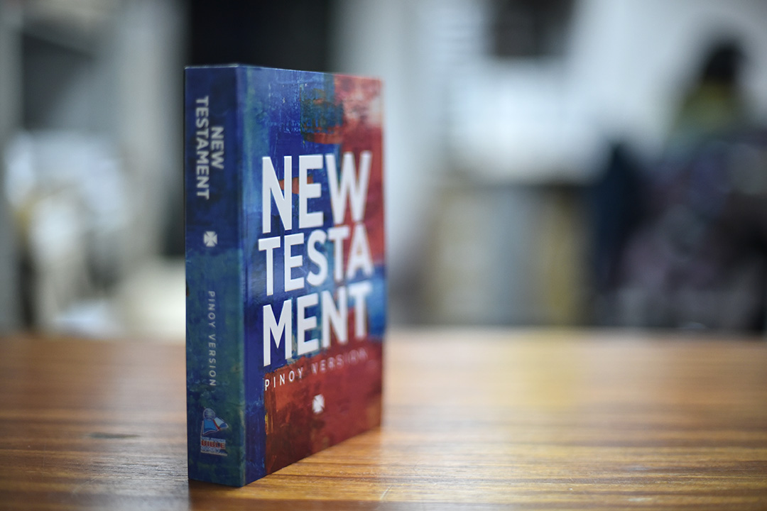 Book Review: Pinoy Version New Testament
