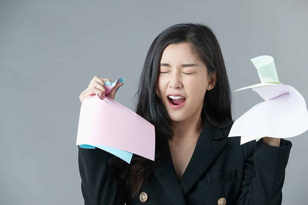 Guidelines against frustration