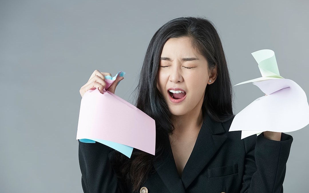 7 Guidelines to Deal with Frustration